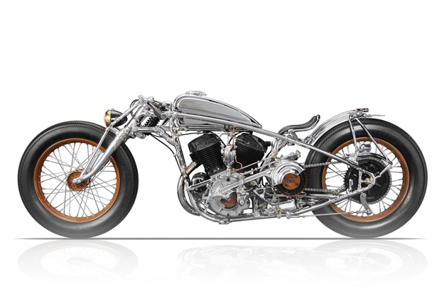 chicara art 1 classic1 30 Beautifully Designed Motorcycles