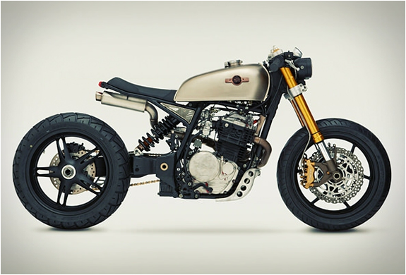 Honda KT600 by Classified Moto