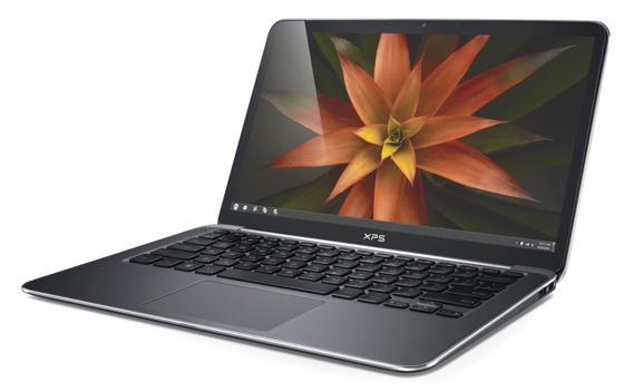 Dell XPS XPS13-40002sLV 13-Inch Ultrabook Laptop (Silver)