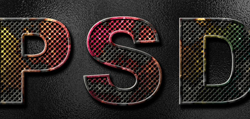 final1 35 Fresh Text Effect Photoshop Tutorials