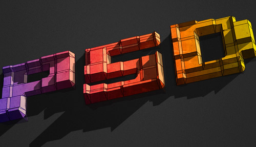 final121 35 Fresh Text Effect Photoshop Tutorials