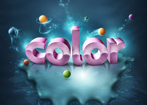final21 35 Fresh Text Effect Photoshop Tutorials