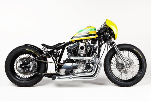 DP Customs 'Defensor' Ironhead