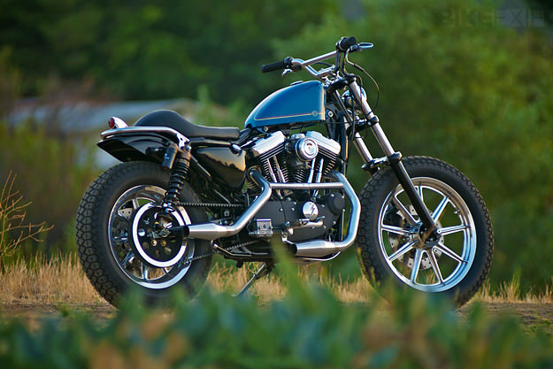 harley sportster 1200 41 30 Beautifully Designed Motorcycles