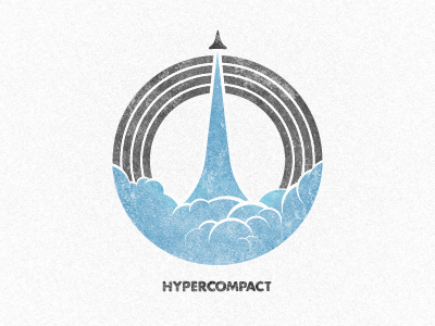 hc drib31 40 Awesome Rocket Based Logo Designs