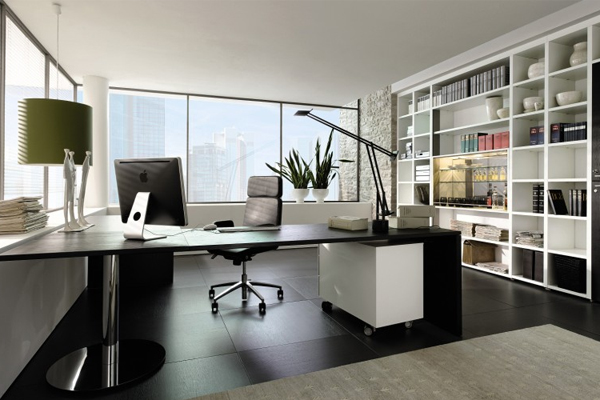 home office Working From Home   The Advantages and Responsibilities of Being on Your Own