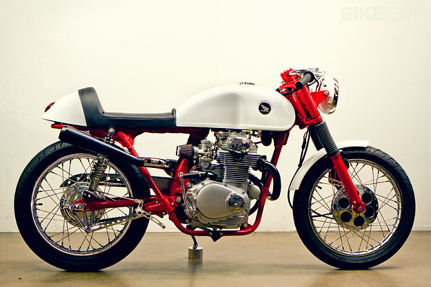 honda cafe racer lossa 41 30 Beautifully Designed Motorcycles