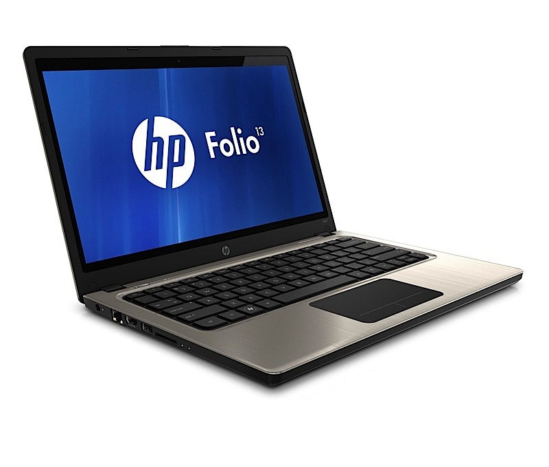 HP Folio 13-1020US 13.3-Inch Ultrabook (Steel Gray)