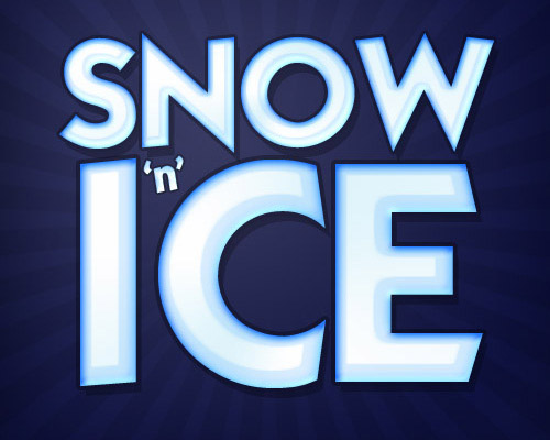 icey styles1 35 Fresh Text Effect Photoshop Tutorials