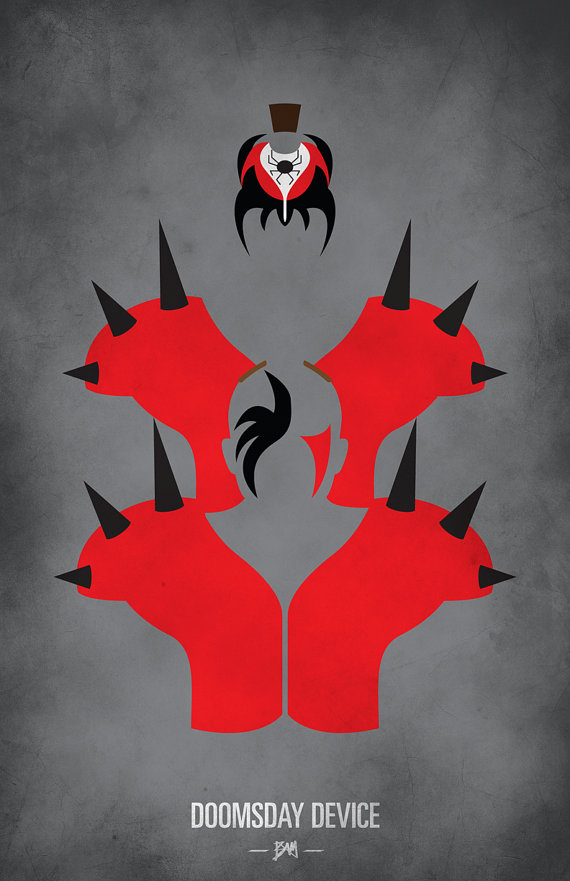 Road Warriors / Legion of Doom