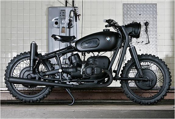 1963 BMW Blitz Motorcycle