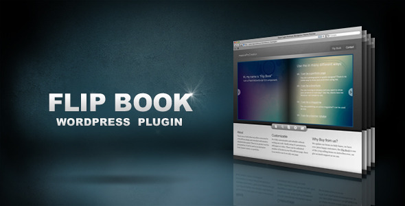 Flip Book WordPress Plugin