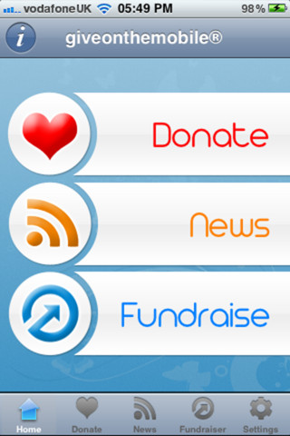 mza 4597970240319647474 320x480 751 Mobile Apps For Fundraising–iPhone Technology