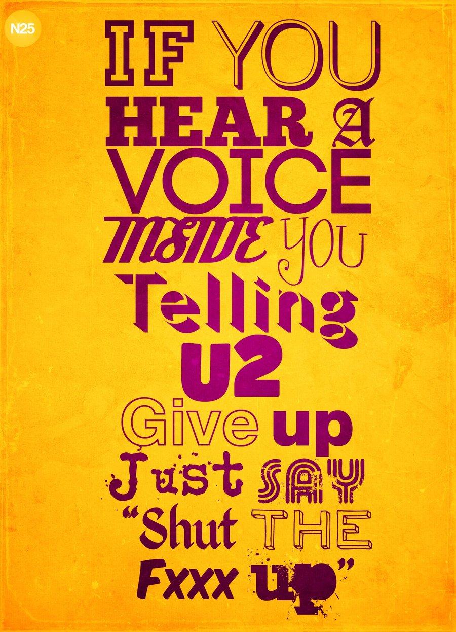 A Voice Inside