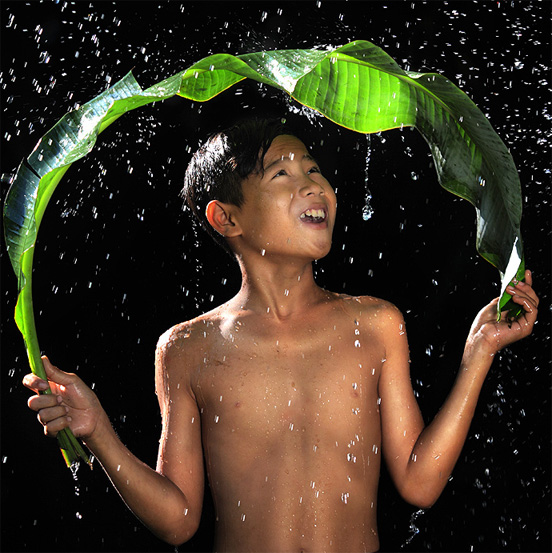rain photography 14 50 Examples of Rain Photography to Lay Aside Your Sadness