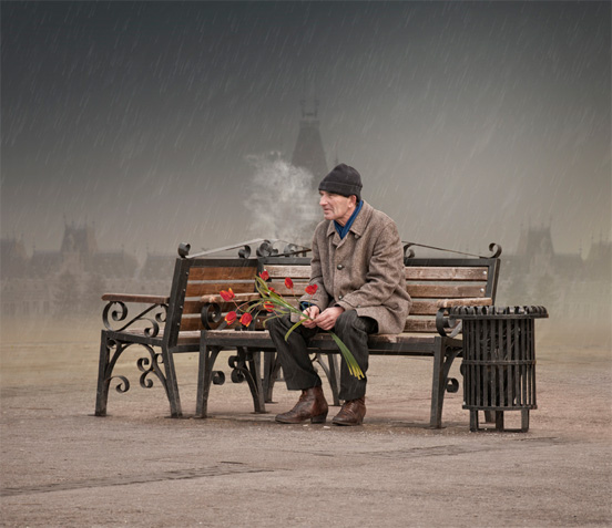 I love You... by Caras Ionut