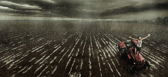 rain photography 18 50 Examples of Rain Photography to Lay Aside Your Sadness