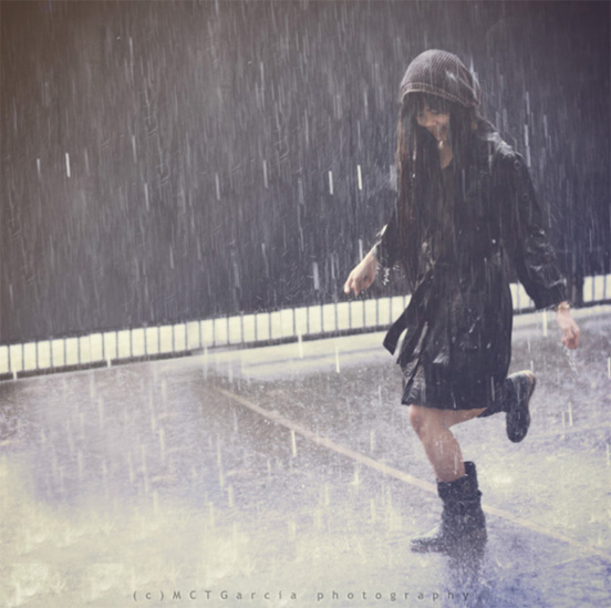 rain photography 27 50 Examples of Rain Photography to Lay Aside Your Sadness