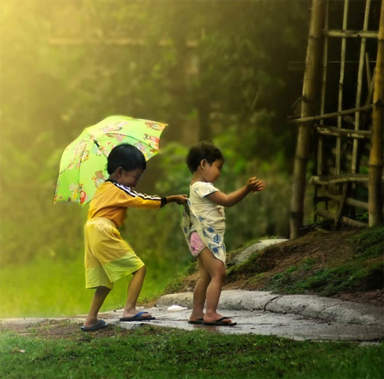 rain photography 43 50 Examples of Rain Photography to Lay Aside Your Sadness