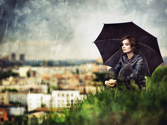 rain photography 47 50 Examples of Rain Photography to Lay Aside Your Sadness