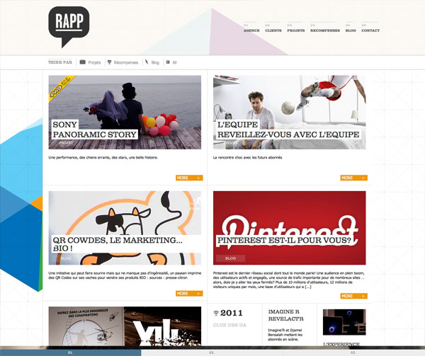 rapp1 40 Fresh Web Designs For Your Inspiration