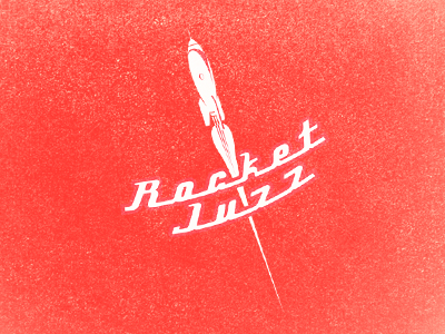 rocket juzz1 40 Awesome Rocket Based Logo Designs
