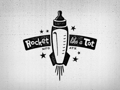 shot 12899341101 40 Awesome Rocket Based Logo Designs