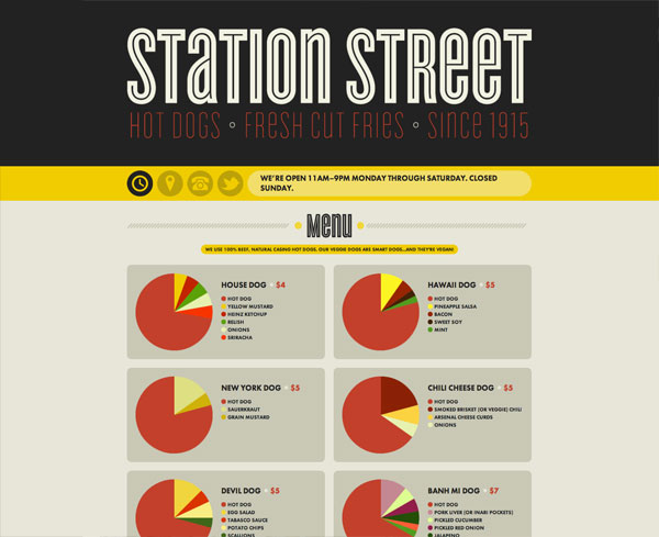 station1 40 Fresh Web Designs For Your Inspiration