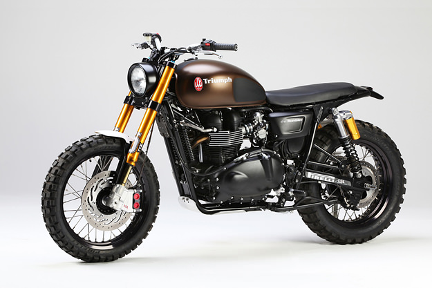 tridays triumph scrambler 21 30 Beautifully Designed Motorcycles