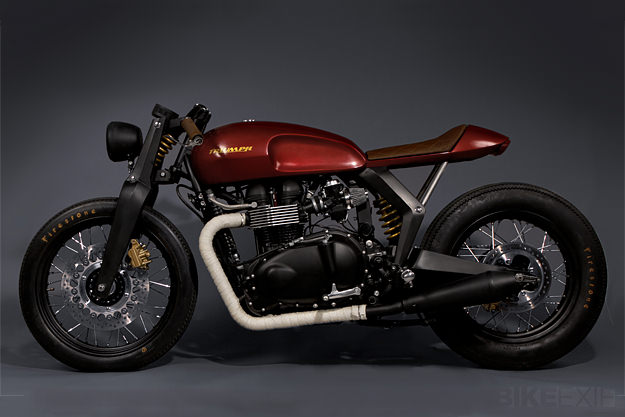 triumph bonneville concept 11 30 Beautifully Designed Motorcycles