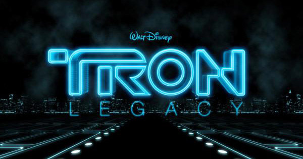 Creating a Tron Legacy Text Effect