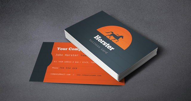 001 industrial business card template vol 11 20 Free Business Card Templates