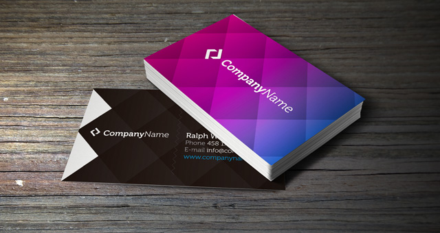 002 corporate business card template vol 11 20 Free Business Card Templates