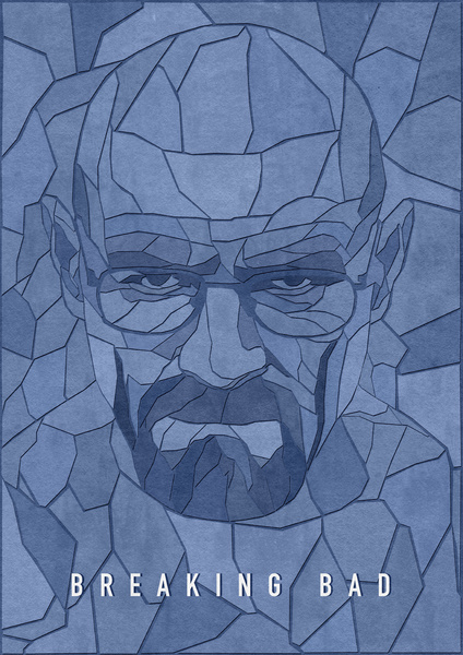 BREAKING BAD by Oliver Shilling