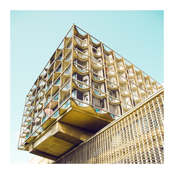 West Berlin architecture