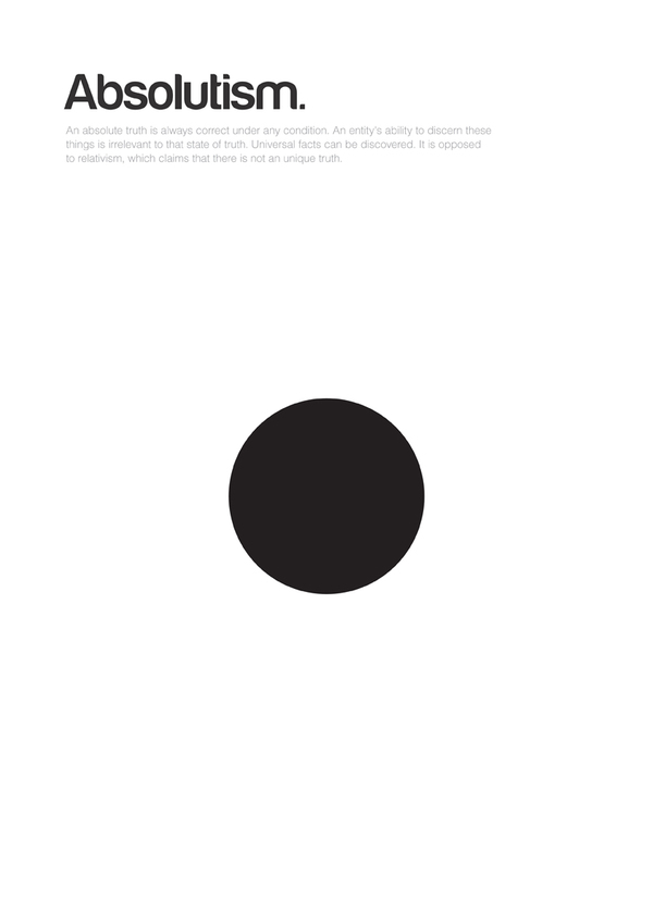 15b08a9f7442f915239d67fdcb4557b3 Impressive Philosophy Posters by Genis Carreras