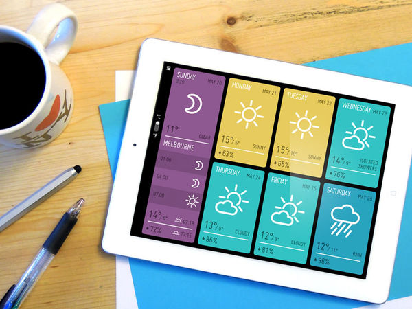 MINIMETEO for iPad