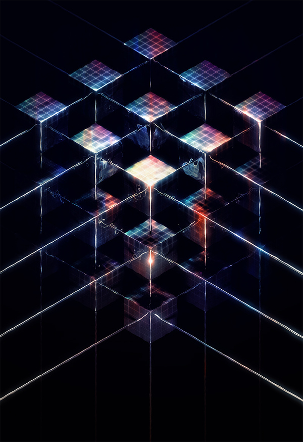 Futuristic Digital Artworks by Sakke Soini
