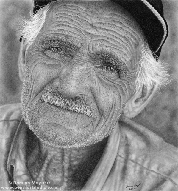 6d623bf1ee581f245af1c1d8ffb463e3 d5610191 35 Mindblowing Realistic Pencil Drawings