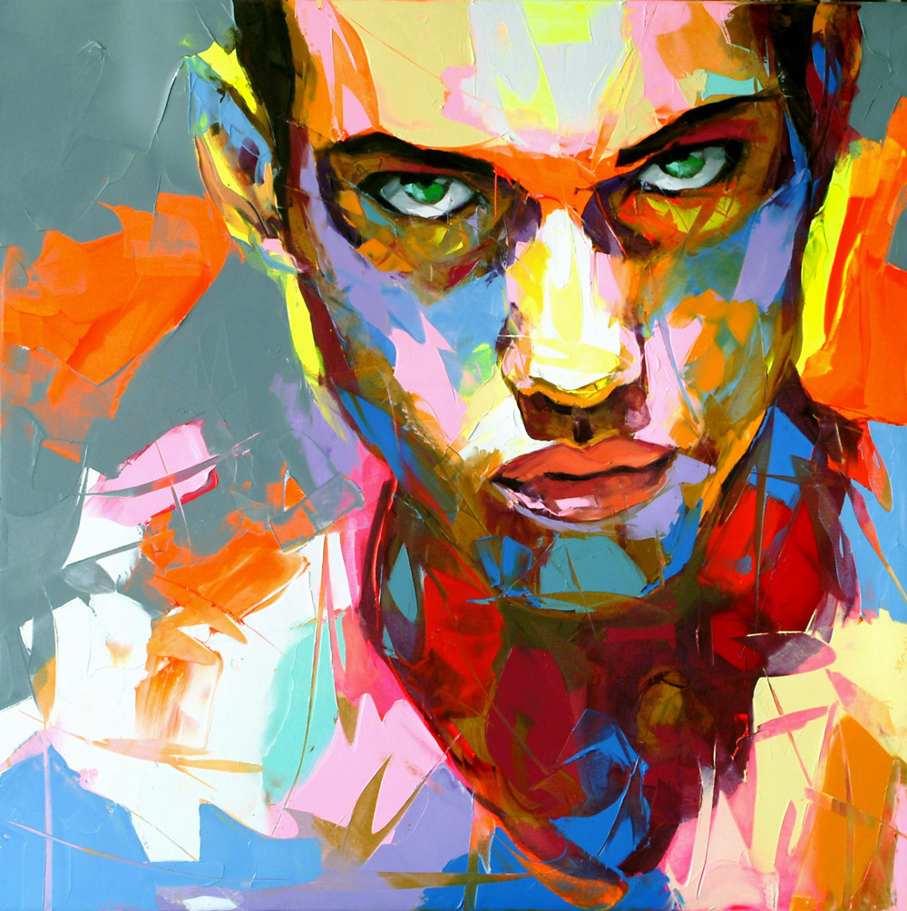 Oil Painting by Nielly Francoise
