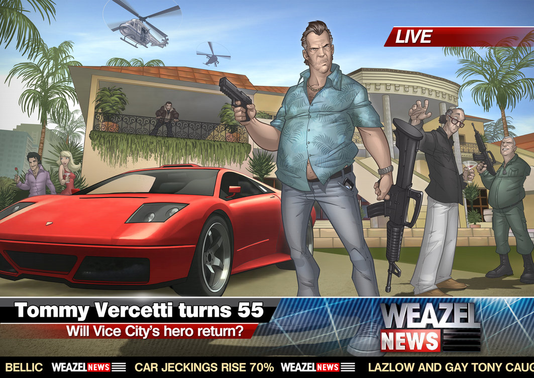 GTA: Vice City 2011