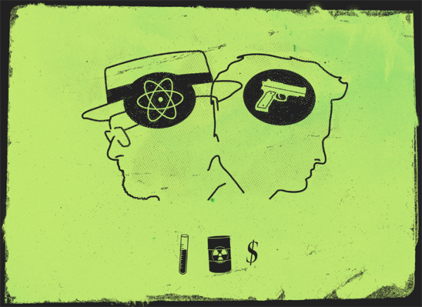 Breaking Bad by Jeffrey Buchanan