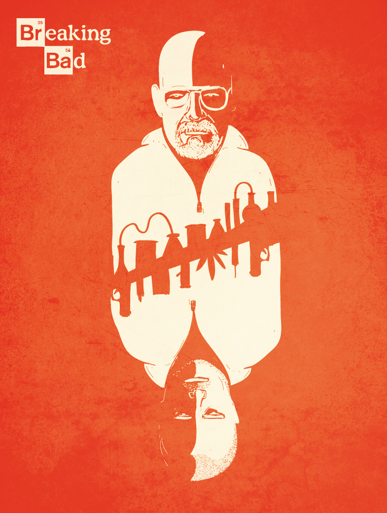Breaking Bad by ~bangbangbazooka