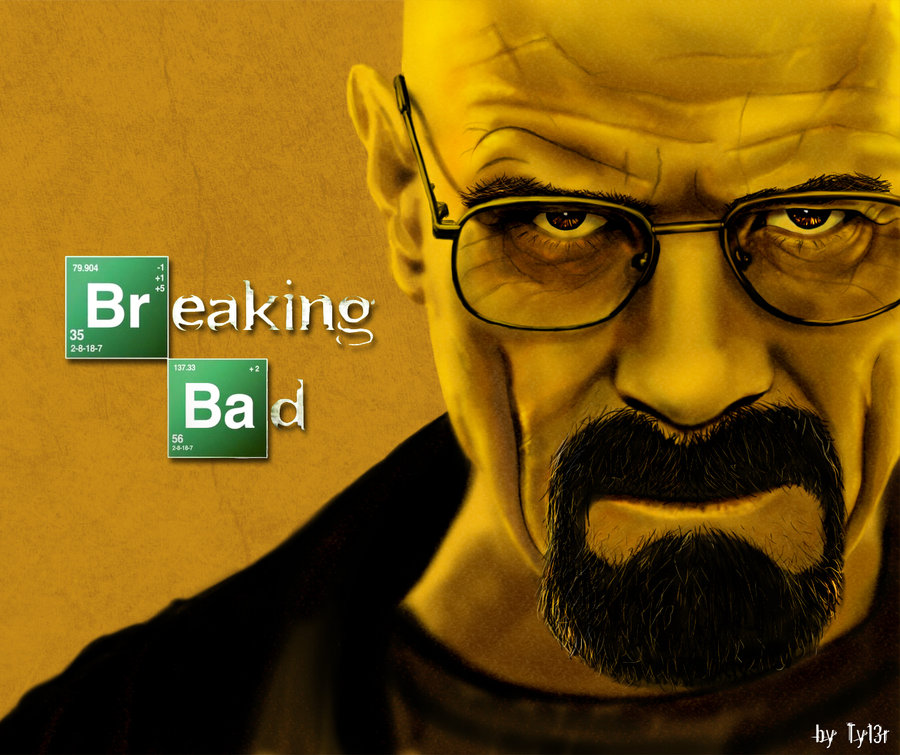 Bryan Cranston - Breaking Bad