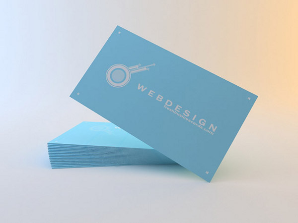 business card2 20 Free Business Card Templates