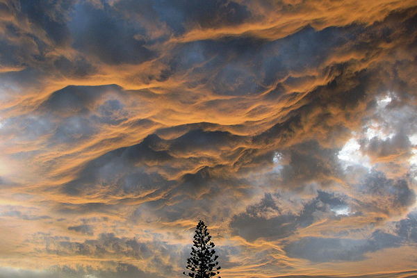 cloud power 30 Astonishing Cloud Photographs