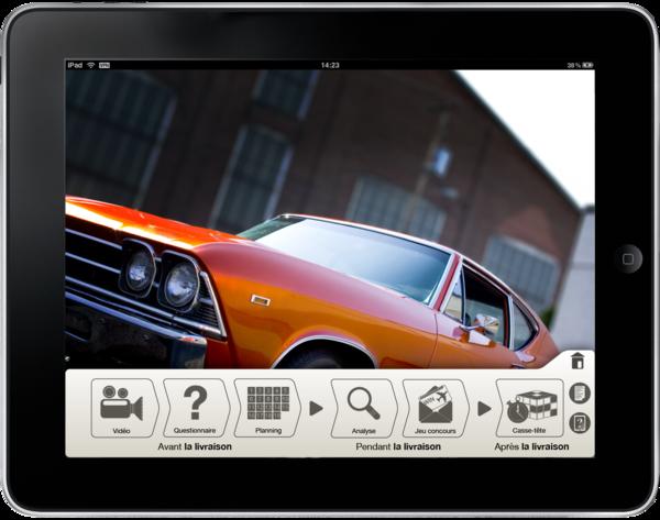 Ipad e-learning App