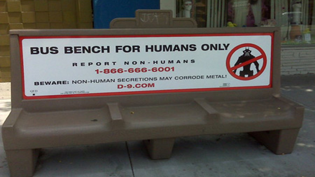 District 9 – Humans Only