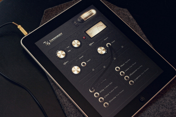 76 Synthesizer Concept