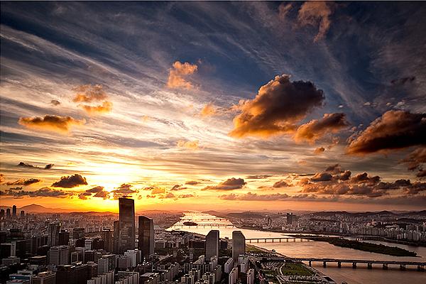 Han-River,-Seoul